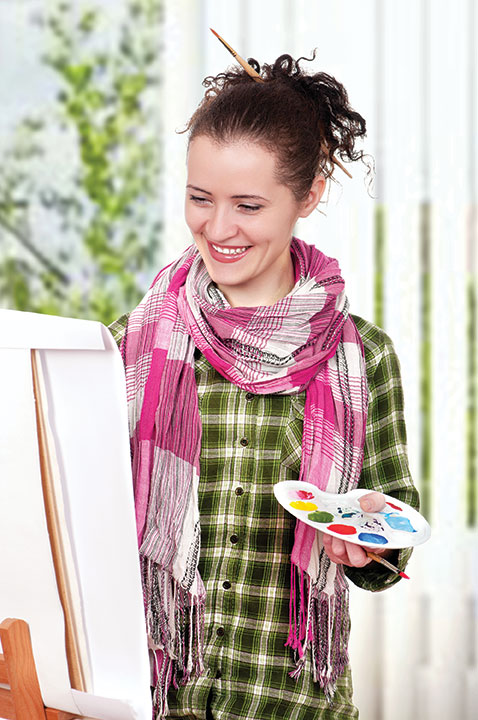 teen-art-painter