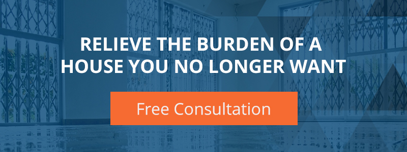 relieve the burden of a house you no longer want, free consultation