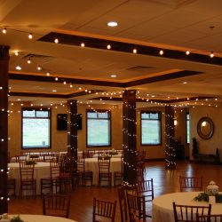 Wedding Reception Lighting in Utah