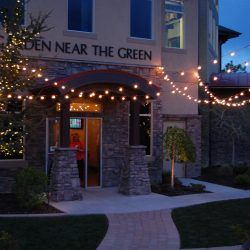 Outdoor Ambient Lighting from Lumen Lighting