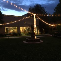 Outdoor Event Lighting from Lumen Lighting in Utah