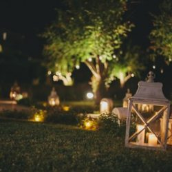 Outdoor Lantern Lighting in Utah
