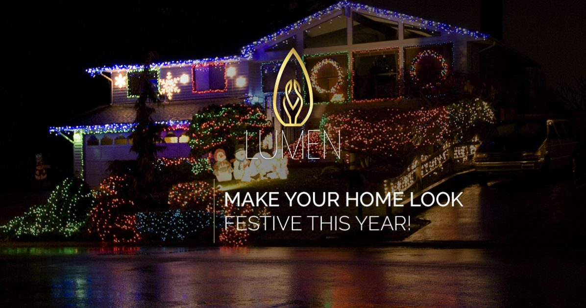 and at lumen lighting in orem theres nothing we love more than seeing a truly festive home or business if you love hanging holiday lights - Christmas Light Hanging Business