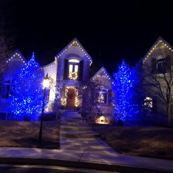 Professional Christmas Lights in Utah