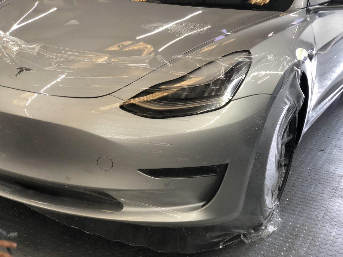 Paint Protection Film Ppf Georgia Vehicle Upgrades Luminex
