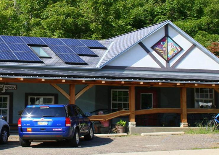 rural business solar