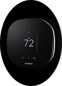thermostat that regulates your temperature in your home