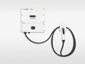 solaredge electric vehicle charger
