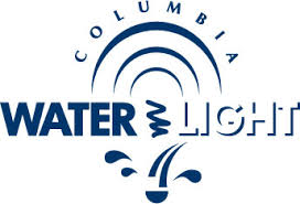 columbia water and light logo