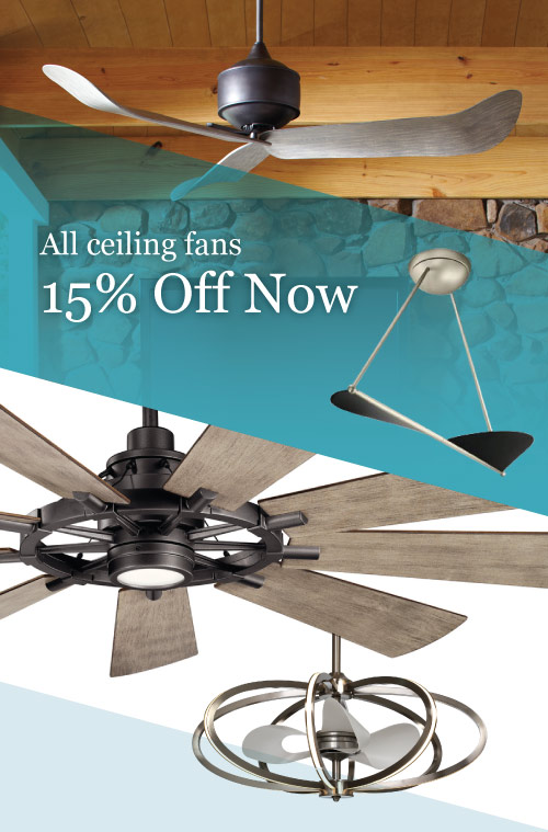 Ceiling Fan Sale at Madison Lighting