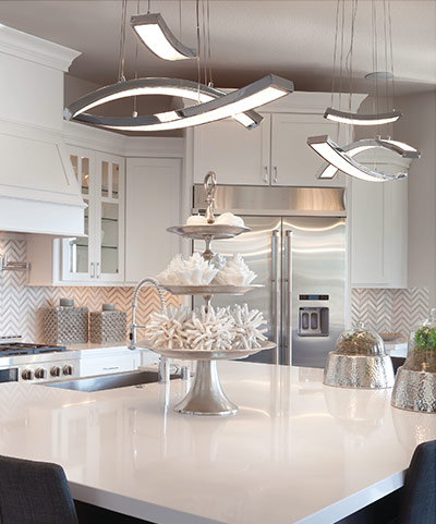 Kichler Kitchen Lighting at Madison Lighitng