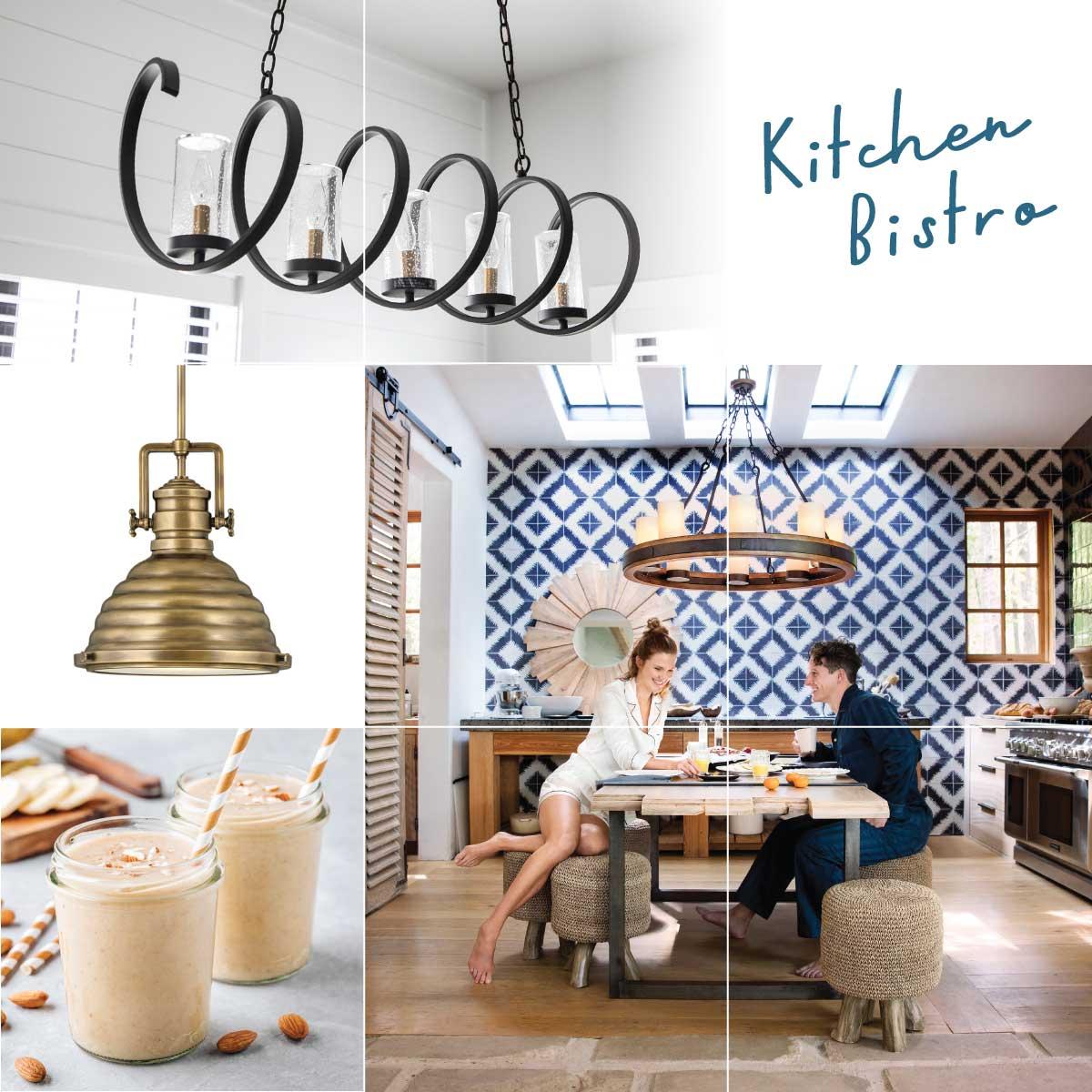 Kitchen Bistro Light Concept