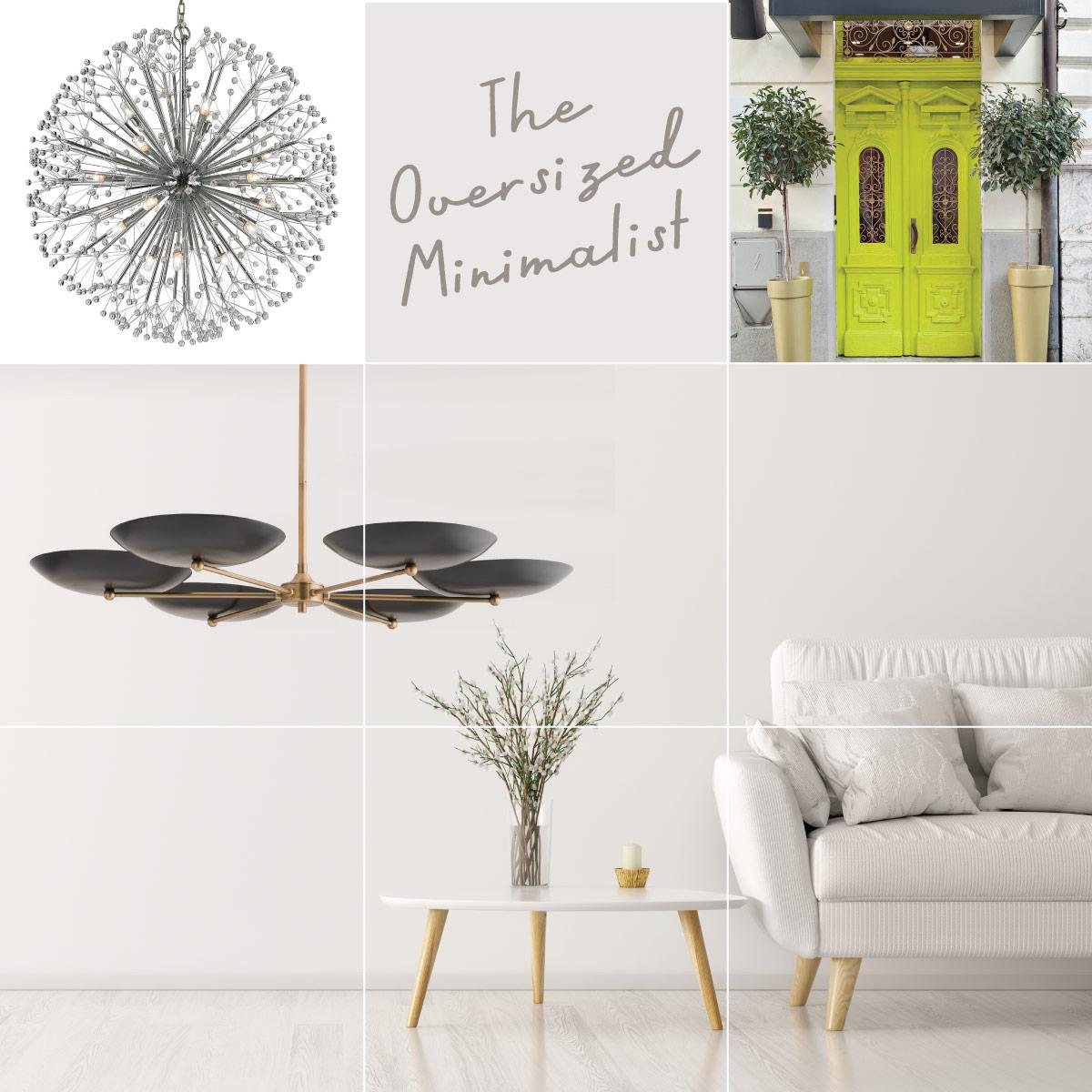 Minimalist Lighting Design