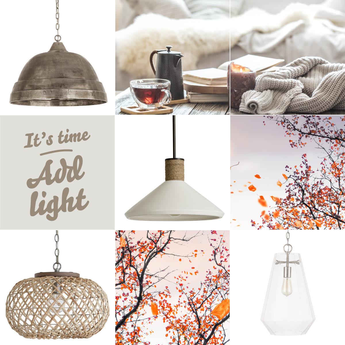 Fall Lighting