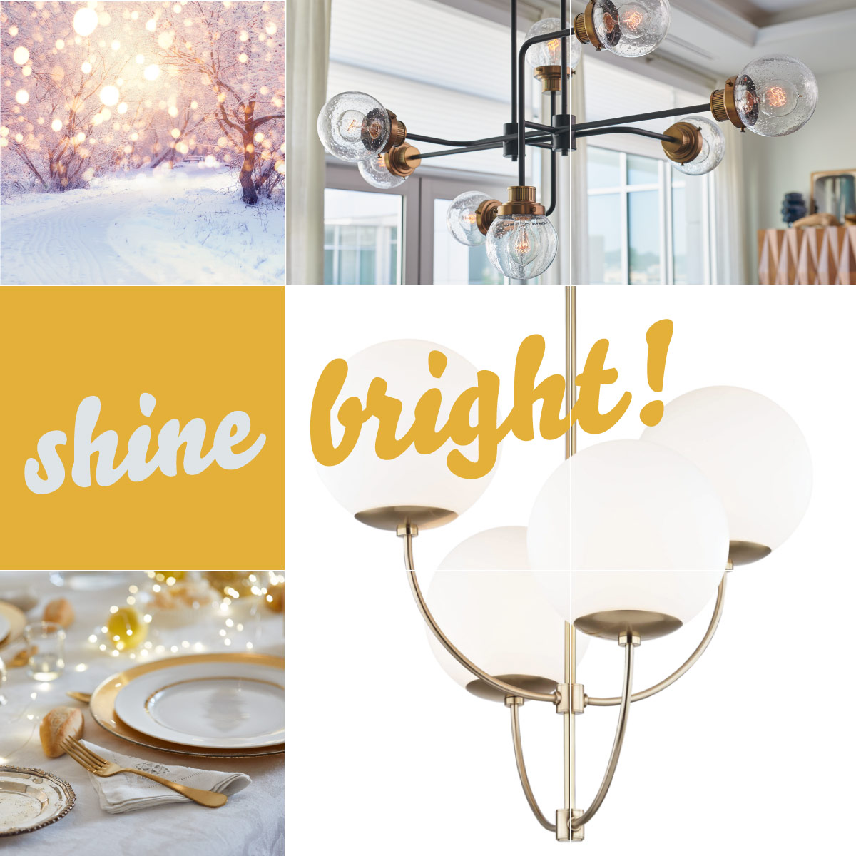 Lighting Trends for the Holidays