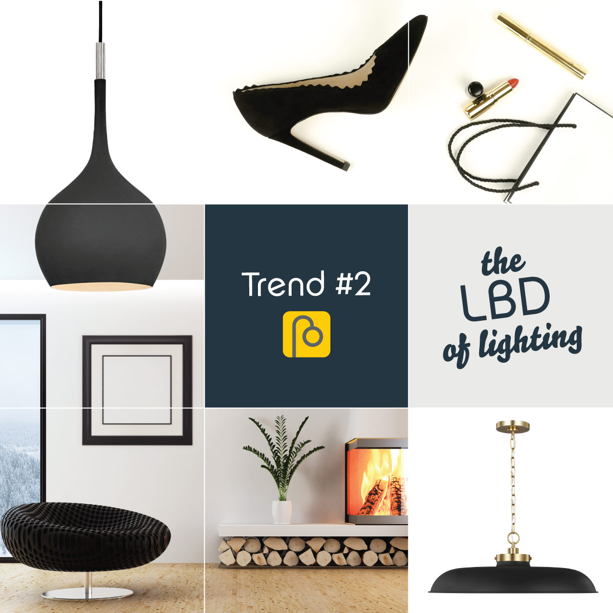 Lighting Trends at Madison Lighting