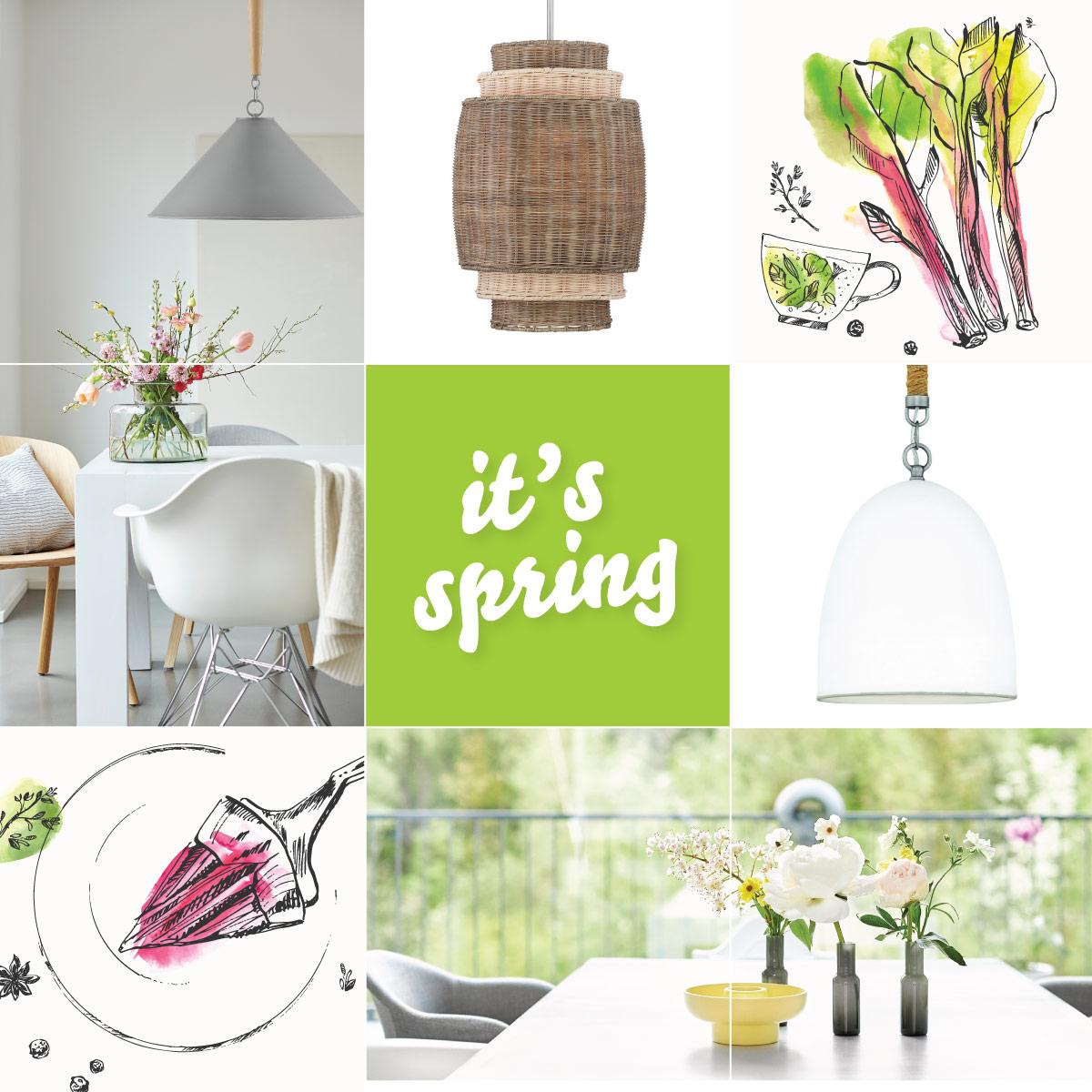 Spring Lighting