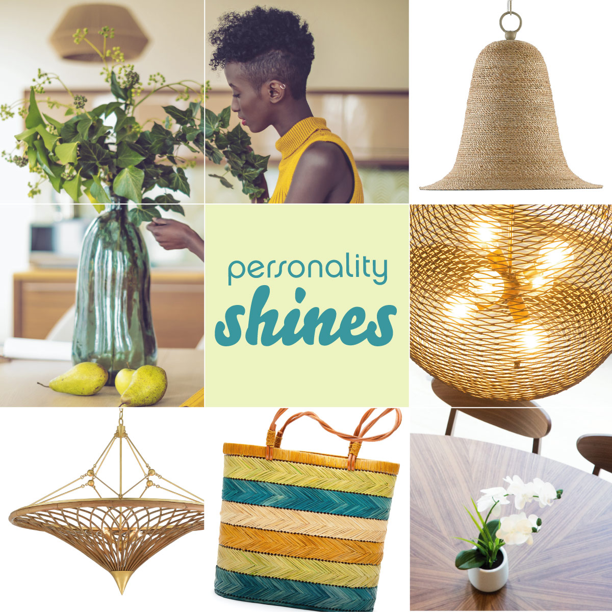 Brighten up your home with fresh lighting ideas