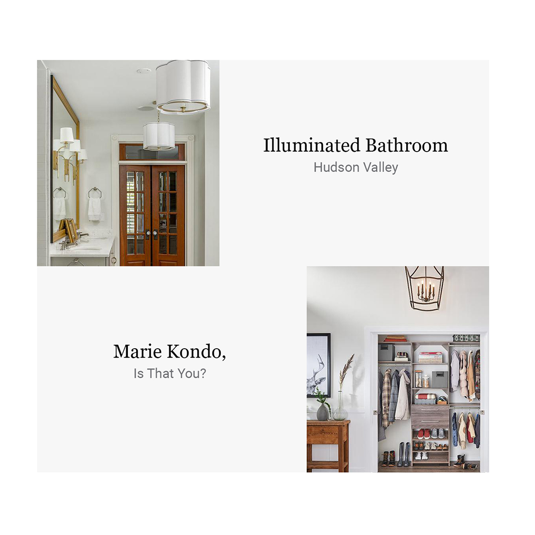 picture of lighting for every room