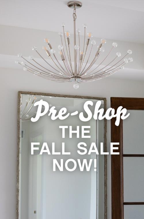 Madison Lightings Fall Sale Shop Now