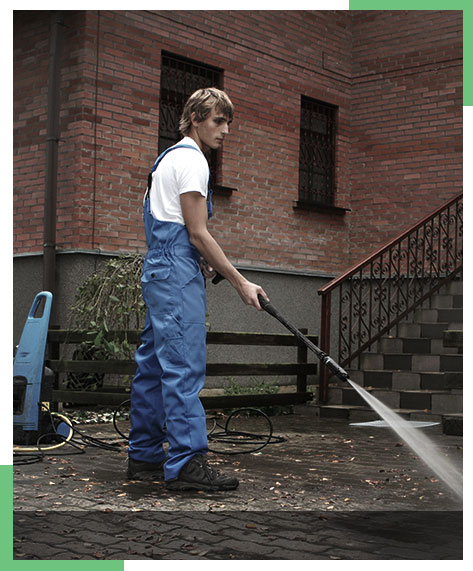 Pressure Washing - Let Us Pressure Wash Your Peachtree Home