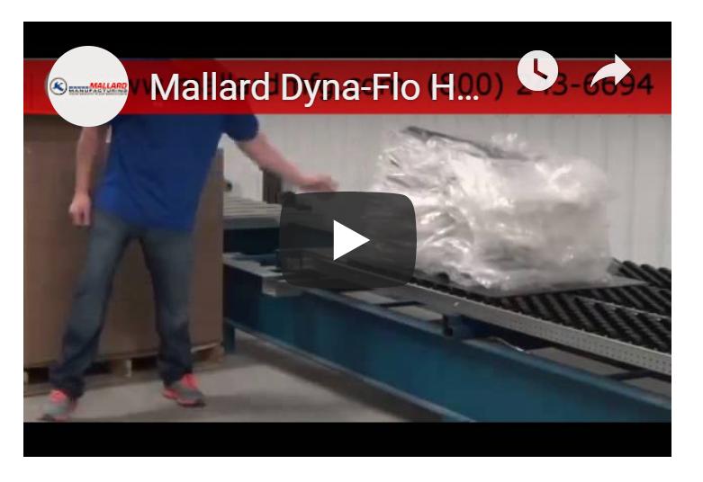 Dyna-Flo HD Caron Flow - Mallard Manufacturing