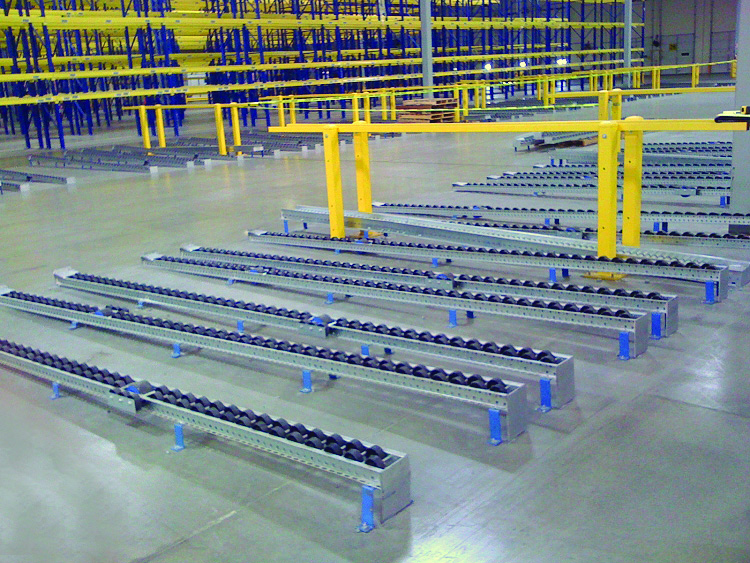 Pallet Flow Pallet Racking Systems Pallet Racking