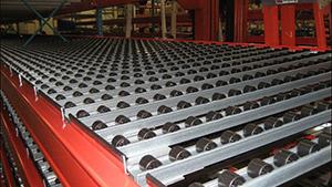 Rack-Trak Carton Flow Mallard Manufacturing