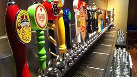 Craft beer taps2