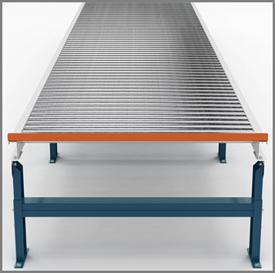 Gravity Conveyor Mallard Manufacturing