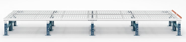Gravity flow Conveyor