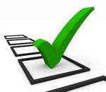 Pallet Flow checklist