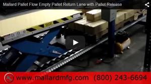 Empty Pallet Return Video
