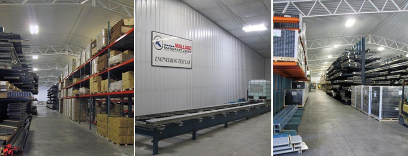 Mallard Manufacturing Plant