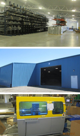 Inside Mallard Manufacturing