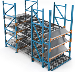 Mallard Carton Flow Accessories - tilt tray & load impact tray