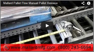 See Mallard's Pallet Release in action