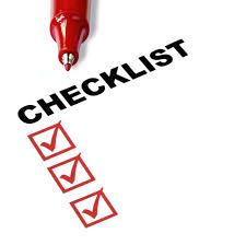 Pallet Flow RFQ checklist