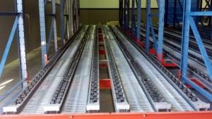 Pallet Flow Lane Mallard Manufacturing