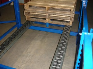 EPR 700 Empty Pallet Return Mallard Manufacturing