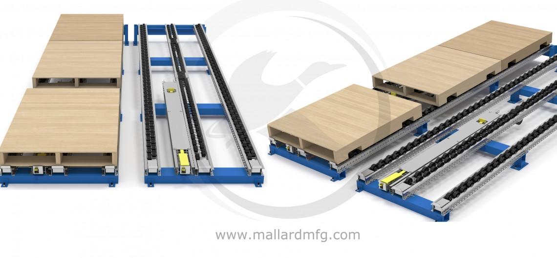 Flex Pallet Separator FS-200