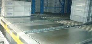 Carton Flow Impact Tray