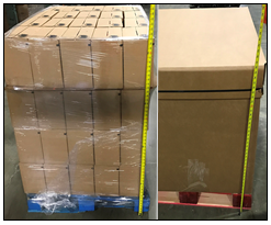 Pallet Boxes for Mallard Pallet Flow Racking