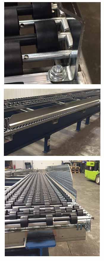 mallard carton flow lane dividers