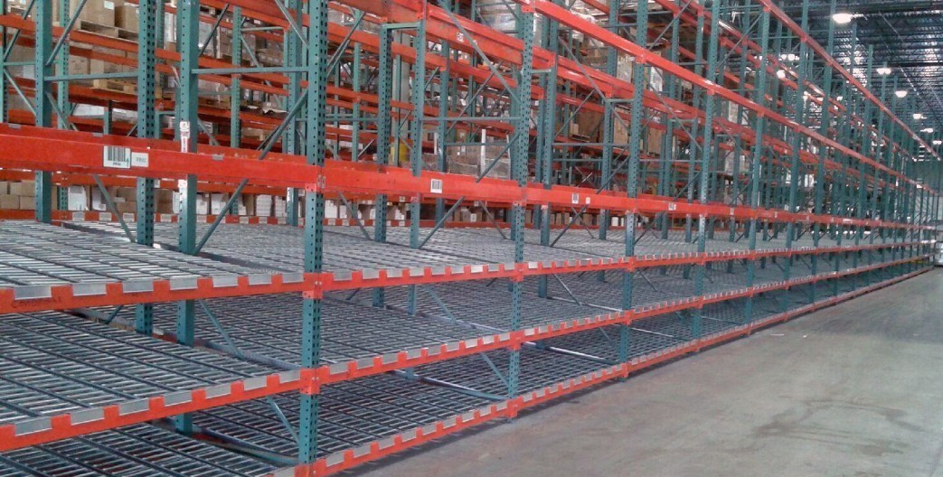 Mallard Carton Flow Racking