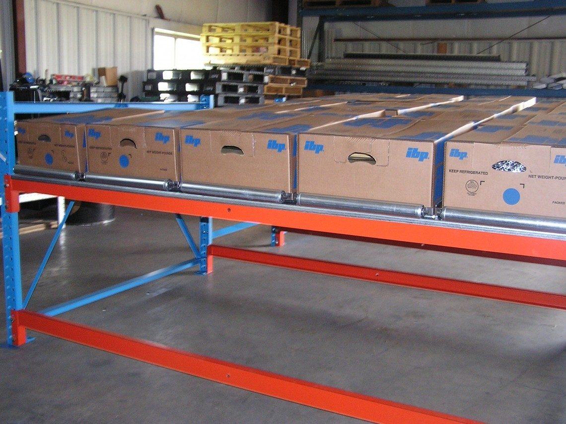Gravity Conveyor - Mallard Manufacturing