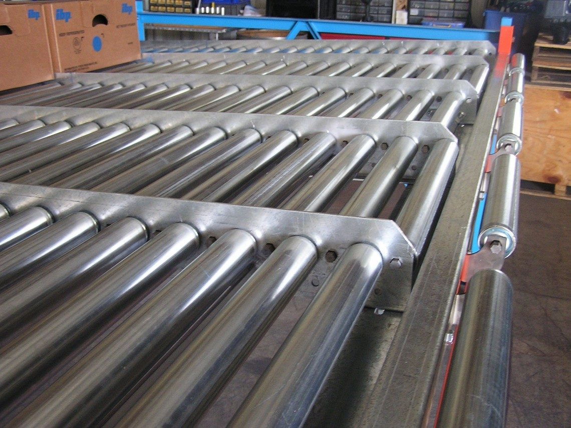 Gravity Conveyor - Malllard Manufacturing
