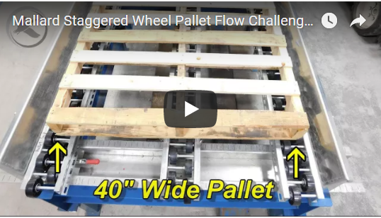 Mallard Custom Pallet Flow Solutions