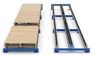 Mallard Pallet Flow Forklift Separator