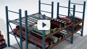 Bottle Pick Rack Video Mallard Manufacturing